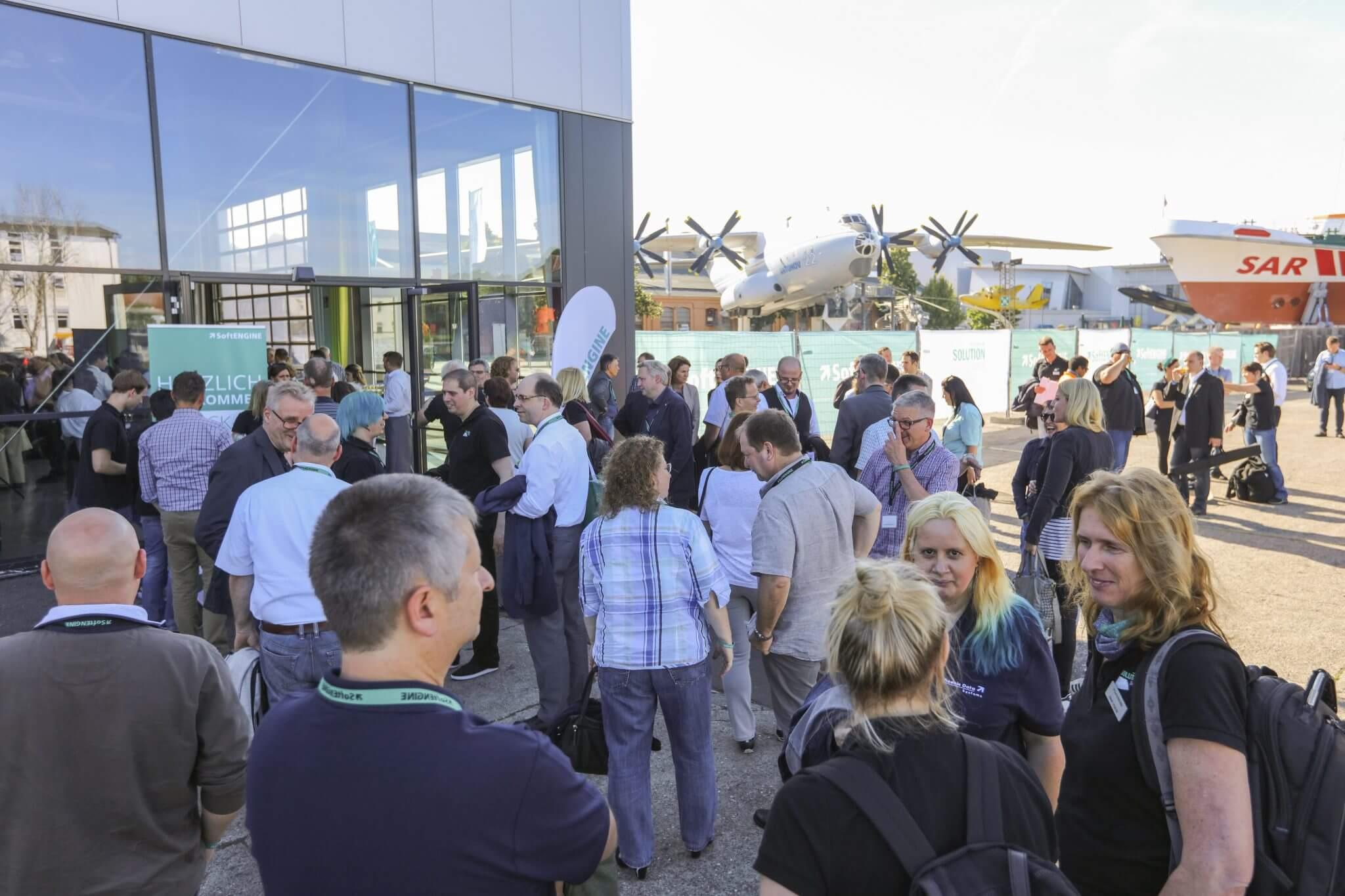 SoftENGINE SolutionDays in Speyer