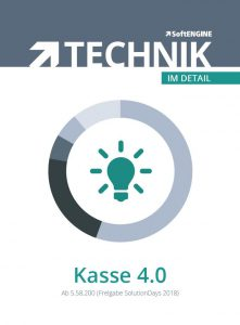 Technik im Detail Kasse 4.0