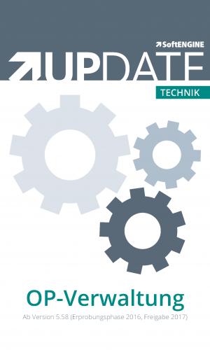 Technik UPDATE OP-Verwaltung