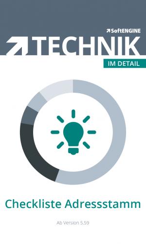 Technik im Detail: Checkliste Adressstamm im Bereich CRM