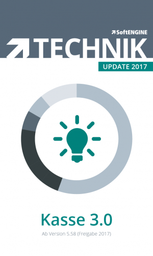 Technik UPDATE 2017 Kasse 3.0