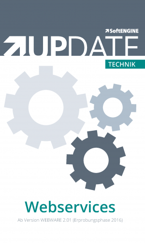 Technik Update Webservices