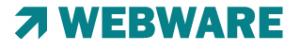 Logo WEBWARE